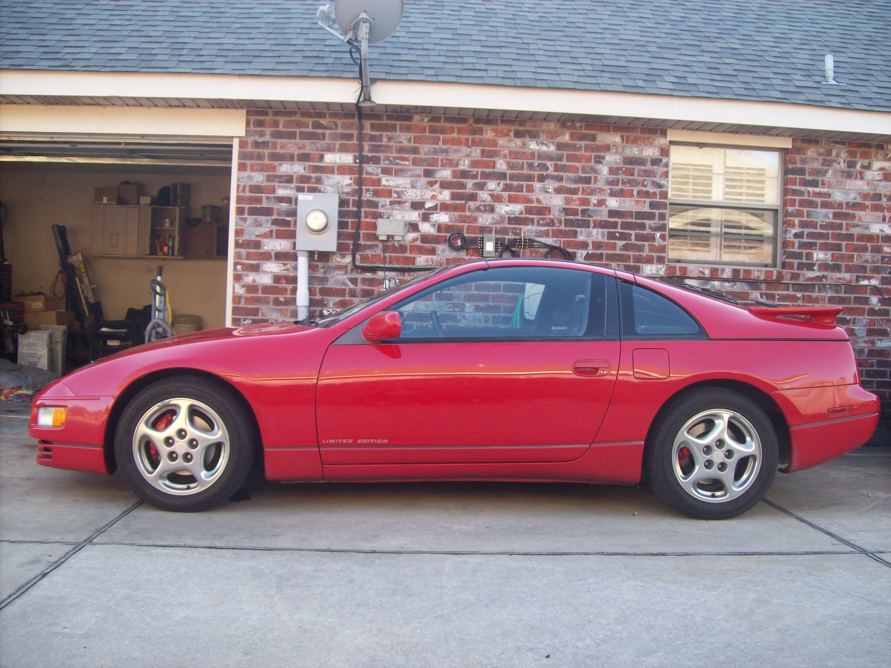 I Purchased This 96 TTZ In April 09 With A Blown Engine And Turbos.  Installed A JDM Replacement Engine And Built It To 96 USDM Specs.